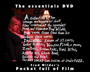 Pocket Full of Film DVD .